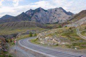 Чуйский тракт перевал Чике-Таман